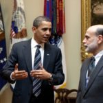 Bernanke Defends Fed Policy that Turned Dollar Into Four Cents