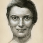 Prints of Glassman's Portrait of Ayn Rand Now Available for Purchase