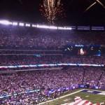 Super Bowl Celebrates America