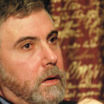 Paul Krugman: Master of the Straw-Man Fallacy
