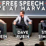The Rubin Report Addresses Free Speech via Panel at Harvard