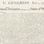 The Declaration of Independence Is the Moral and Legal Foundation of America