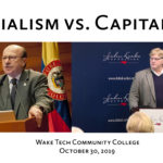 Socialism vs. Capitalism: Richard Salsman Debates John Komlos