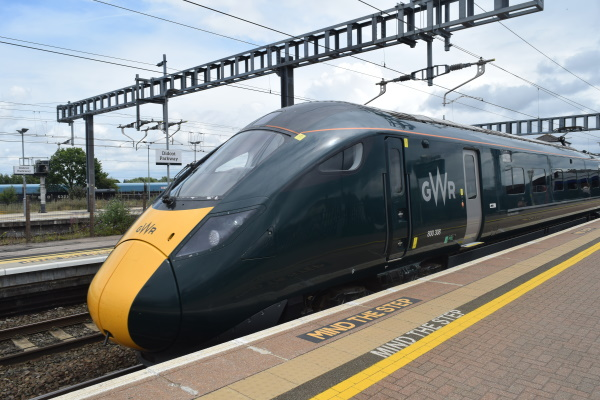 GWR Intercity Express Train
