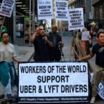 The Assault on Rideshare Companies and Drivers
