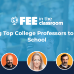 FEE Launches Webinars and Workshops for High Schoolers